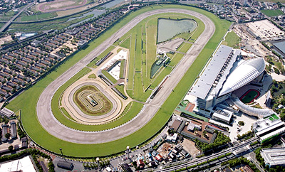 Rc Car Racing >> Kokura Racecourse - Racecourses (JRA) - Go Racing - Horse Racing in Japan