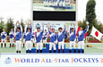 2015 World All-Star Jockeys Closing ceremony