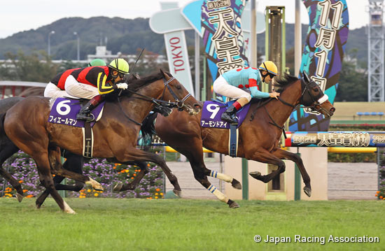 Tenno sho betting on sports auburn arkansas betting line